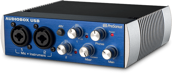 PreSonus AudioBox_USB-Android
